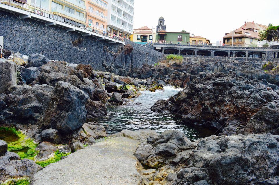 Tenerife rocks