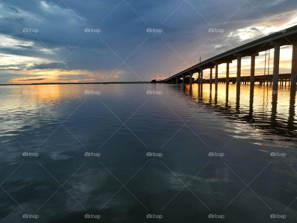 Bridge Under the Sun