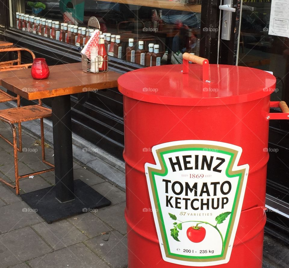 My favourite ketchup