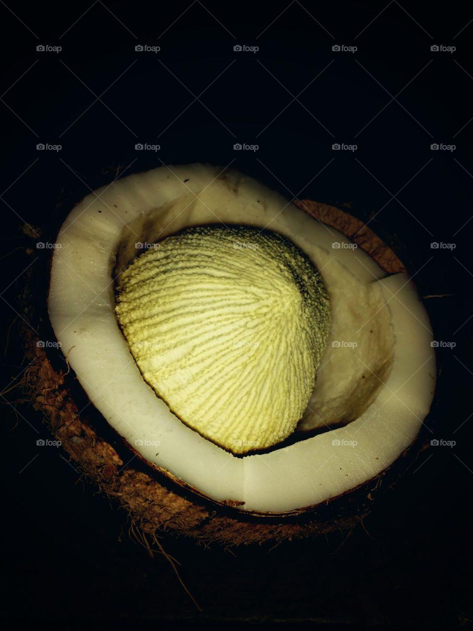 coconut apple