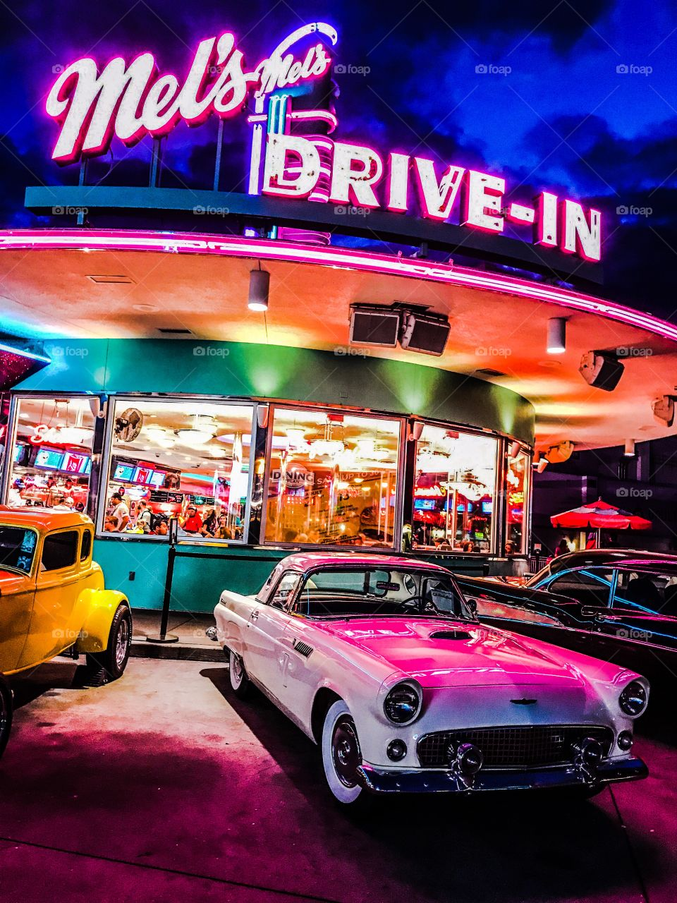 Mel's Drive-In is the place to see and be seen.