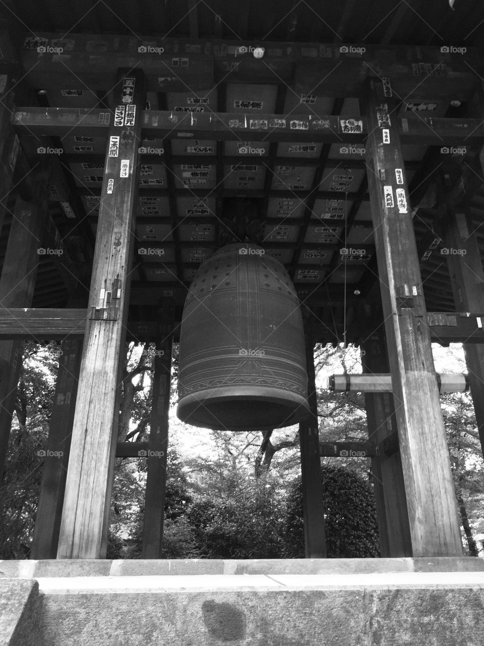 1528 Nope. 2017. The Chief Temple of the Jodo. Tokyo, Japan