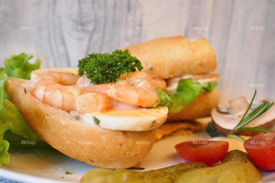 your favorite sandwich