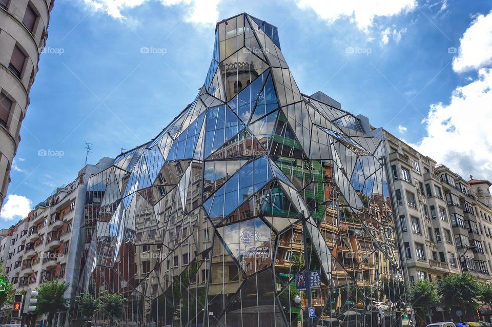 Edificio Osakidetza (Bilbao - Spain)