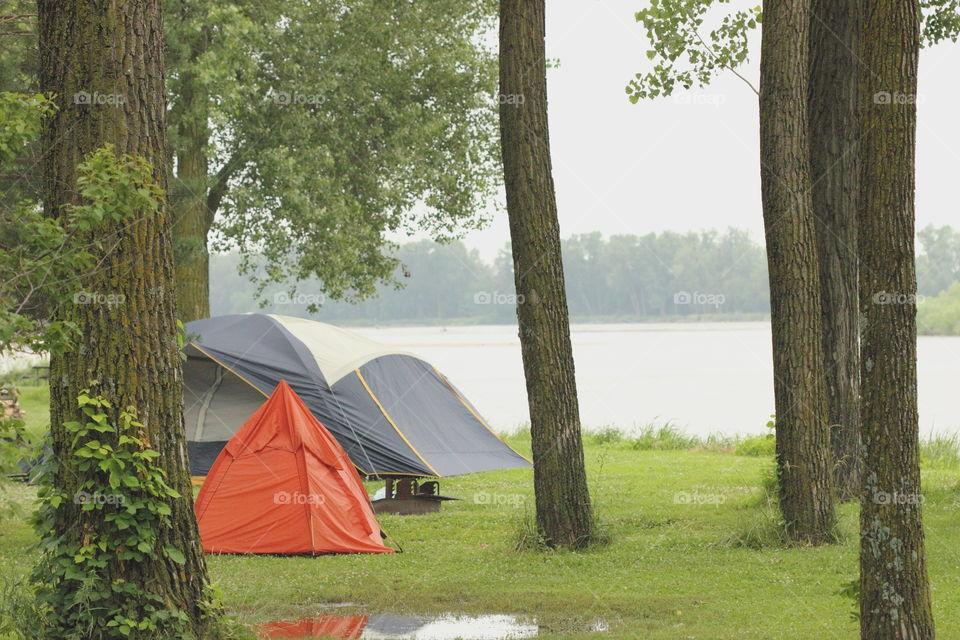 Camp Cloudy