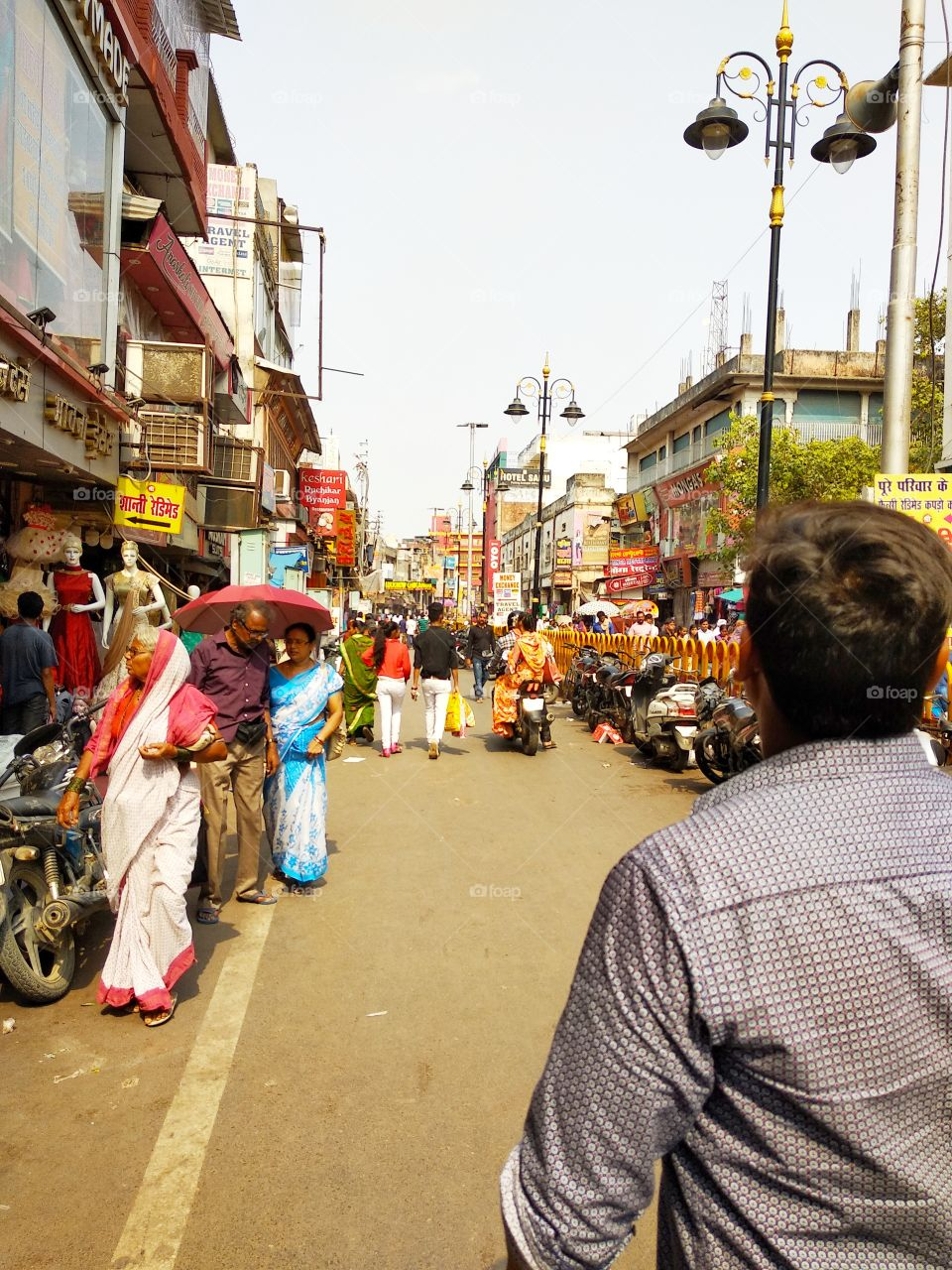Street's of Varanasi #beautifulkashi