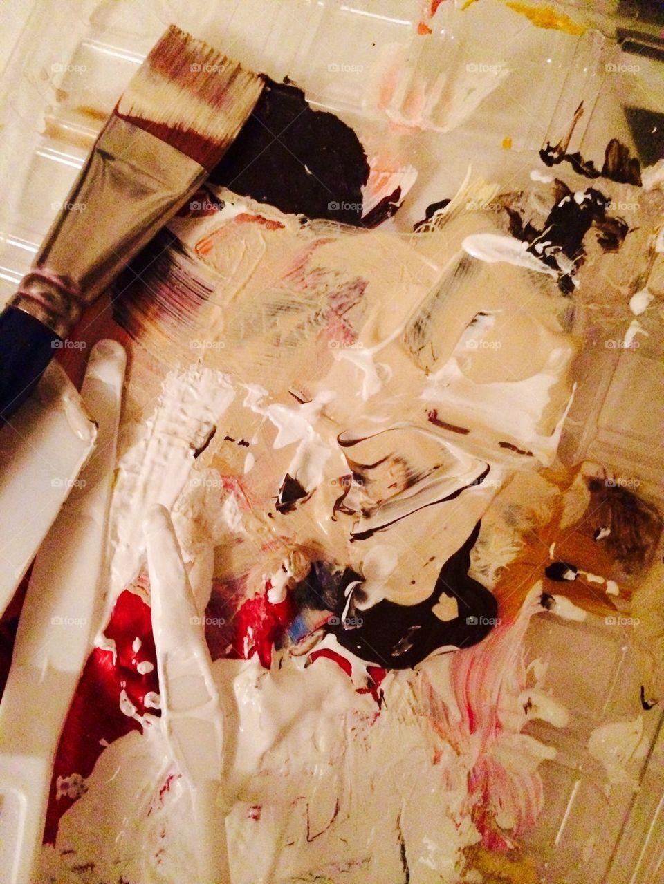 Paint inspiration