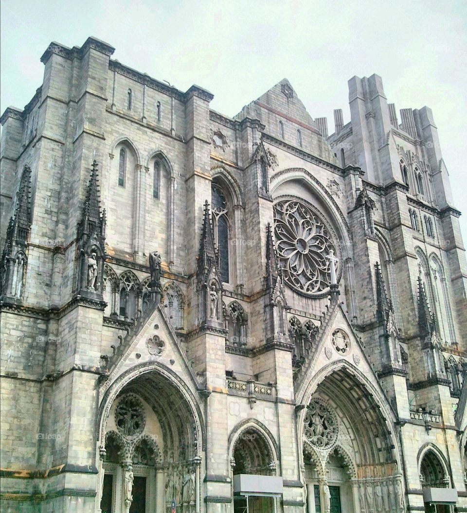Cathedral of Saint John in New York City