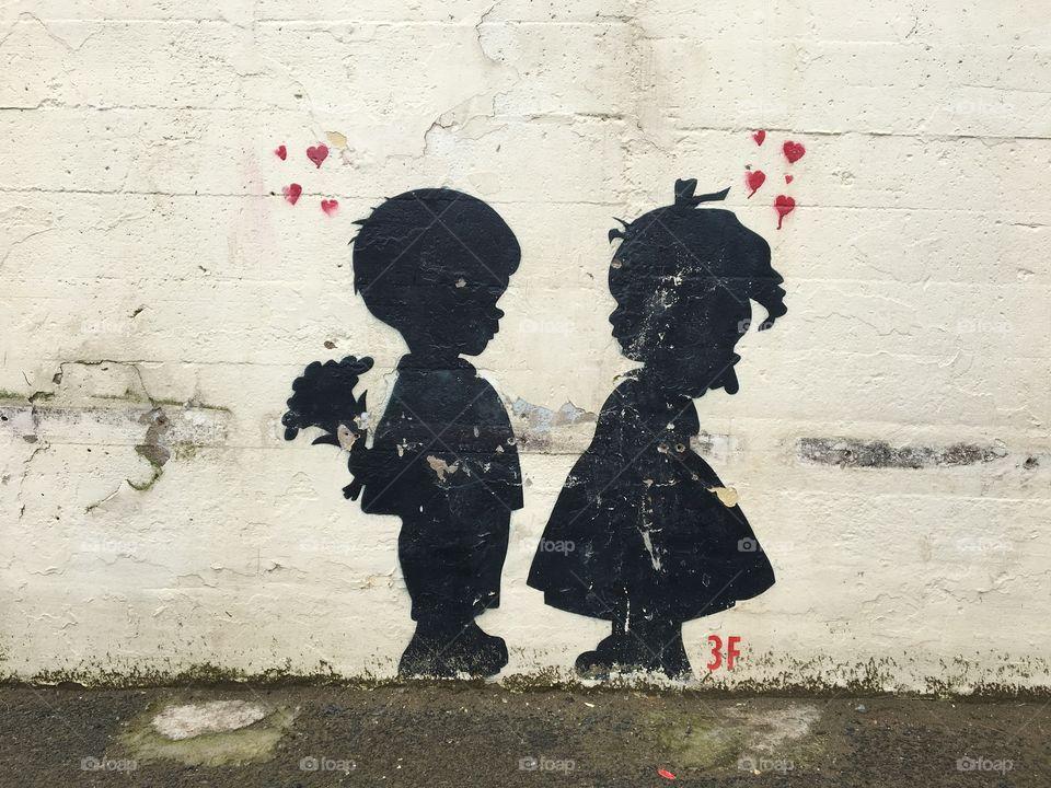 Artwork ... Banksy influence ?!?!