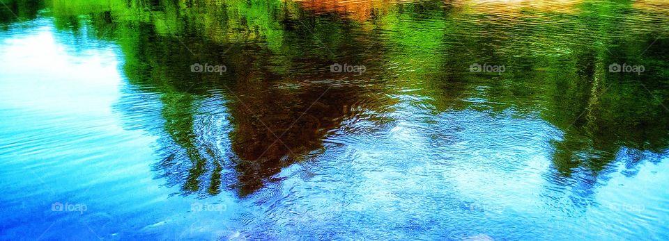 """""""Be like water my friend"""" ~ Bruce Lee"""