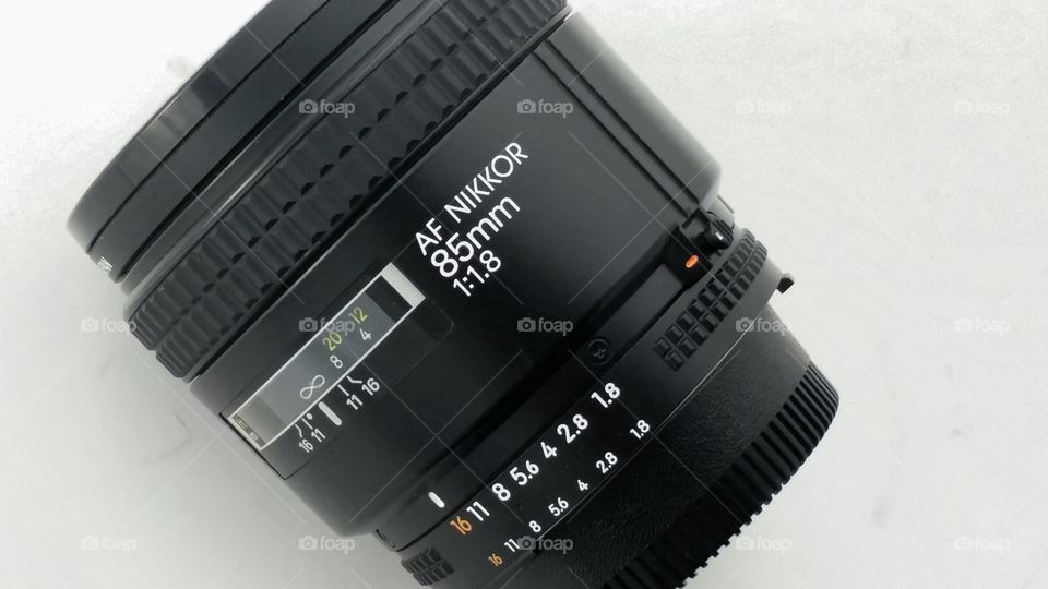 af nikkor 85mm 1.8 d