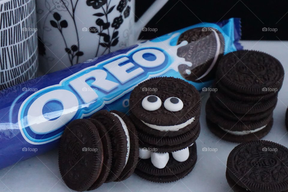 Oreo Cookie Monster Time ...