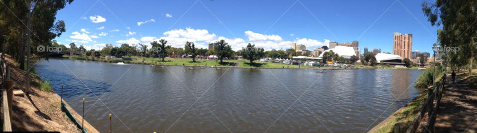 tour down under city water panorama by kshapley