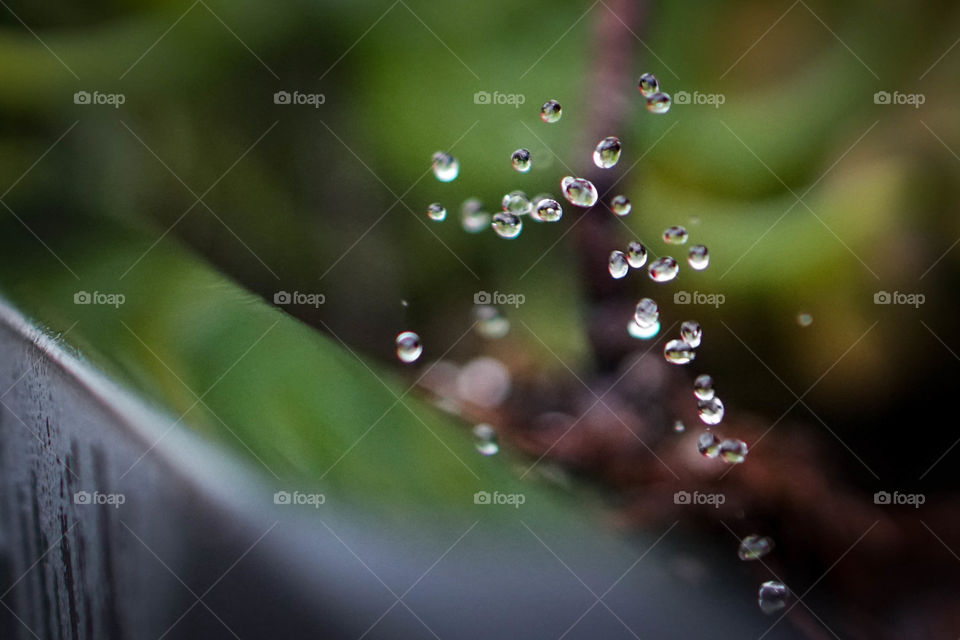 Flying Droplets 2