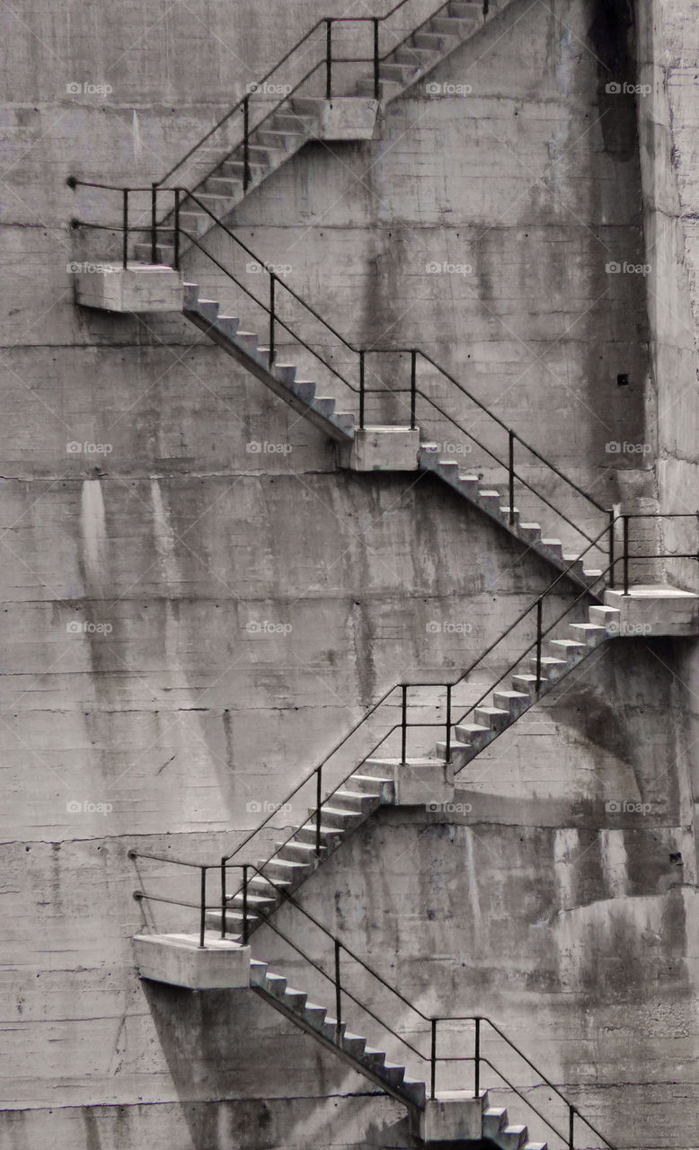 steps architecture concrete ladder by liondb1